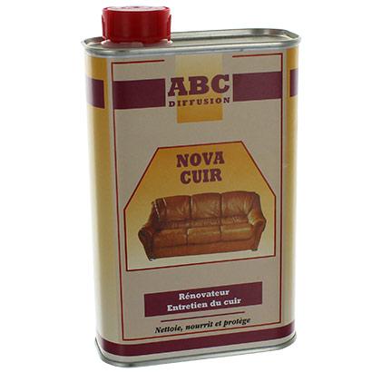 lait nova cuir entretien du cuir de canap nourrissant nettoyant. Black Bedroom Furniture Sets. Home Design Ideas