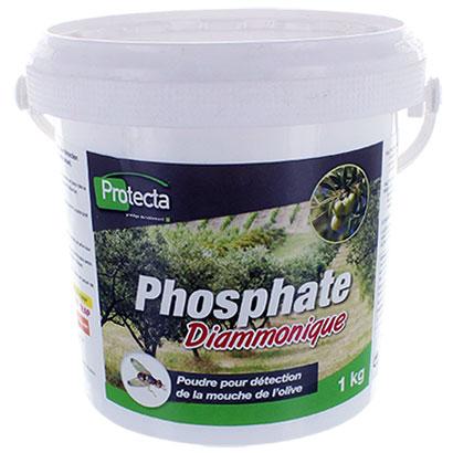 App t alimentaire de phophate diammonique 1 kg mouches olive cerise - Insecticide mouche de l olive ...