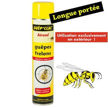Aerosol anti wasps hornets 750 ml rayo insecticida de for Casa jardin antiavispas