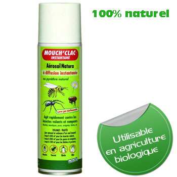 a rosol insecticide pyr thre 750 ml naturel bombe anti mouches moustiques foudroyant. Black Bedroom Furniture Sets. Home Design Ideas