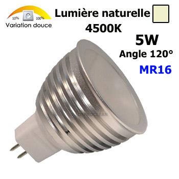 ampoule mr16 led 12v dimmable lumi re chaude blanche eclairage cuisine magasin quivalent 50w. Black Bedroom Furniture Sets. Home Design Ideas