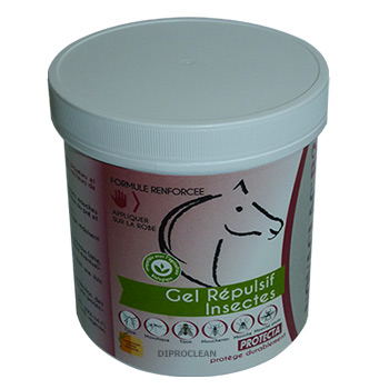 gel insecticide naturel chevaux 500 ml r pulsif mouches plates taons de chevaux. Black Bedroom Furniture Sets. Home Design Ideas