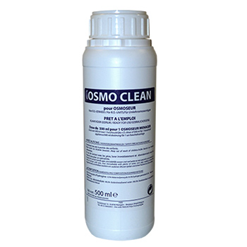 nettoyant d sinfectant 500ml osmoseur inverse osmo clean d sinfecte le syst me de filtration d. Black Bedroom Furniture Sets. Home Design Ideas