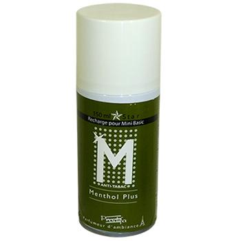 Parfum menthe forte 150 ml a rosol mini basic d for Parfum d interieur fait maison
