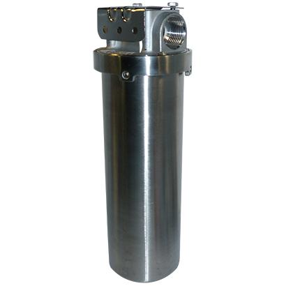 porte filtre inox 304 10 pouces entr e 1 filtration sp ciale haute pression d bit eau chaude. Black Bedroom Furniture Sets. Home Design Ideas