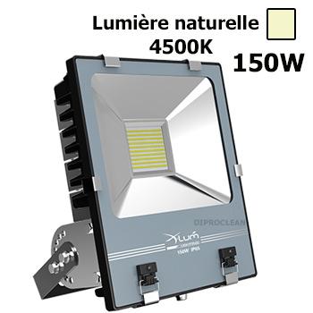 Projecteur led 150w haute puissance industriel eclairage for Projecteur exterieur 1000w