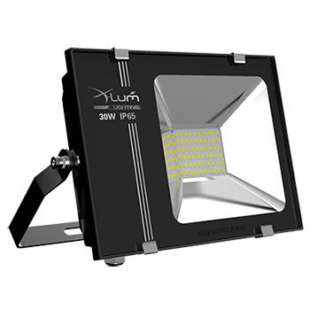 projecteur led 30w etanche puissant eclairage parking. Black Bedroom Furniture Sets. Home Design Ideas