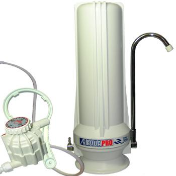 purificateur charbon actif sur evier filtre eau de boisson chlore go t. Black Bedroom Furniture Sets. Home Design Ideas