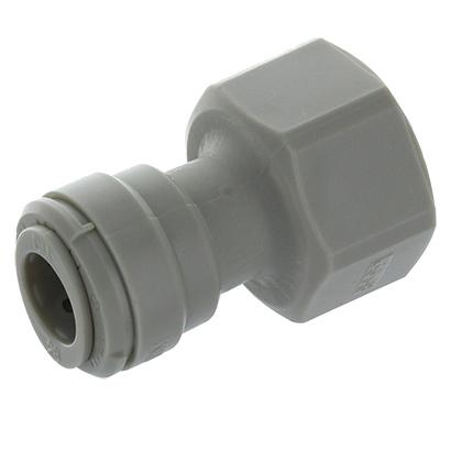 Raccord femelle 1 2 pouce tube 3 8 pouce rapide de - Raccord tube polyethylene eau potable ...