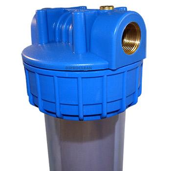 Station filtrante eau maison 4 niveaux traitement complet cartouches 9 3 4 pouces avant vortex - Filtre a eau maison ...